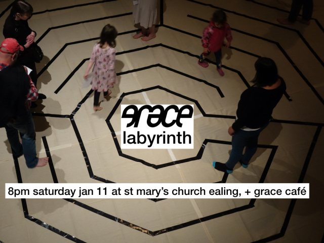 Grace labyrinth jan 2020