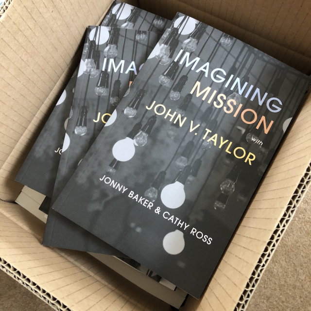 imagining mission books
